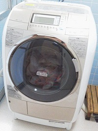 臭い 洗濯 ドラム 機 日立 式